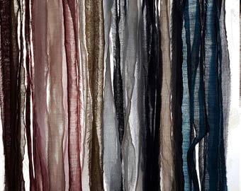 Cotton Silk Ribbon