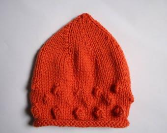 Woolen hat for girl