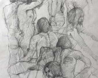 Multiple figure study 11