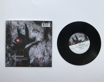 "Radiohead Burn The Witch/Spectre 7"" /2500 copies"