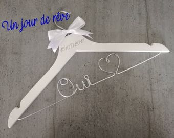 DRESS - hanger customized for any event