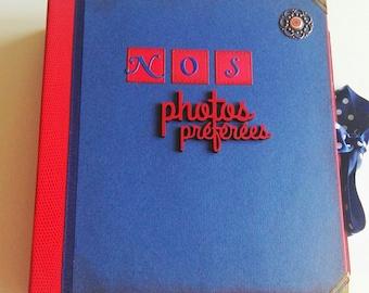 Souvenir photo album: our favorite photos