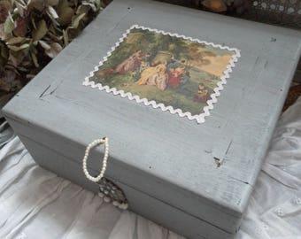 Its LCV mail box *.