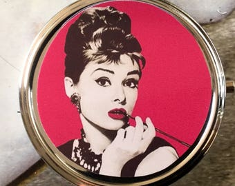 "Mirror bag ""Audrey Hepburn"""