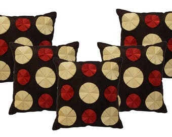 Mushy Cushion Covers set of 5
