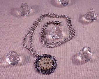 "The necklace ""Time"" to Creat the Y. O.N - unique & original-"