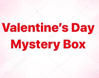 Valentine's Day Mystery Box
