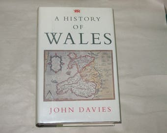 A History of Wales by John Davies 1993 HB w/DJ First Edition