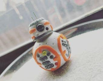 BB8 sculpture