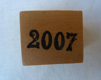 2 pads years 2007 and 2008 very good quality