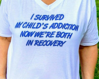 I survived my child's addiction now we're both in recovery