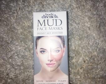 Body Drench Face Masks (includes 3 masks)