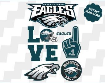 Philadelphia Eagles svg, philadelphia eagles clipart, philadelphia eagles vector,