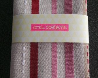 "Cotton fabric ""stripes"""