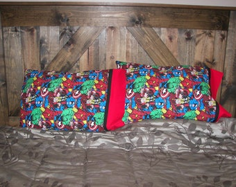 Advengers pillow case