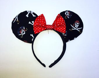 Pirates Mouse Ears