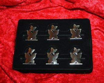 marks places butterflies