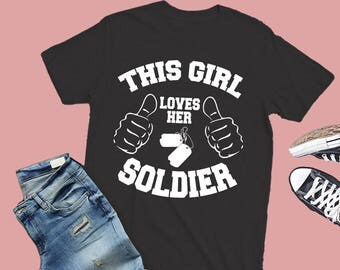 soldiers wife shirt, army wife shirt, navy wife shirt, marine wife shirt, marine wife tee, soldier wife tee, military wife,i love my soldier