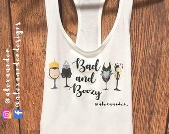Disney Food and Wine Festival (Bad & Boozy)