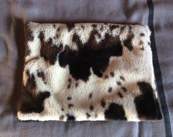rectangular heated