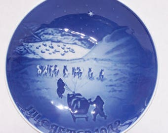 Christmas Collector's Plate