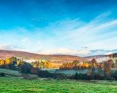 Autumn in the Glen Blank ...