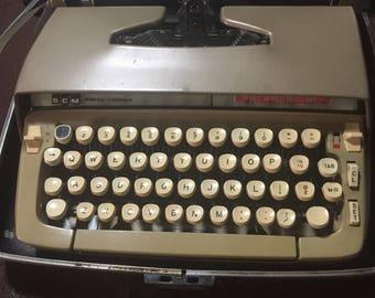 Stanley Typewriter vintage