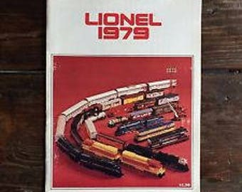 LIONEL Trains 1979 FUNDEMENSIONS Full  Catalogue Like new Condition
