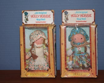 Holly Hobbie dolls / 1976