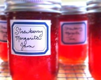 Strawberry Margarita Jam 8oz