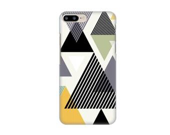 IPhone case 7 + 7 Geometric iPhone case