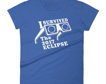 I Survived The Eclipse 2017 - Ladies