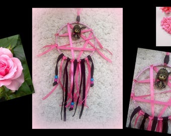 DREAM 100% handmade * to see life in pink!