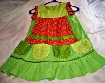 Four pocket dress