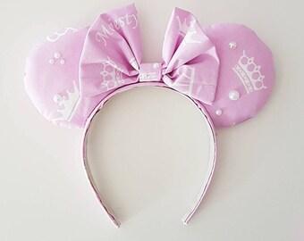 Pinky Princess Crown