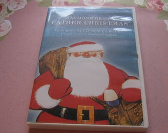 Crafter's Companion,Raymond Briggs, Father Christmas,Papercrafting CD-ROM, Collection