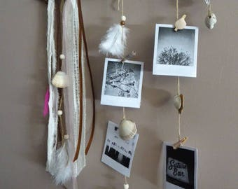 natural Driftwood picture frames - think beast