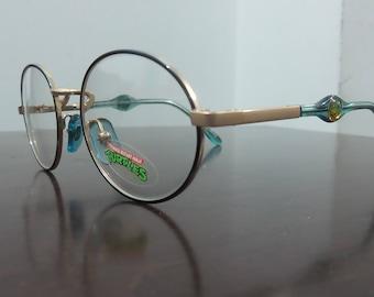Eyeglasses Frame Vintage Retro  Brand  Ninja Turtles SunGlasses 1992s