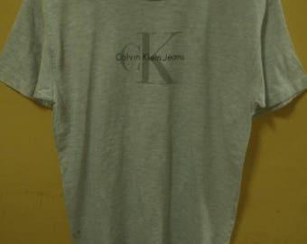Mega Sale!!!Vintage Calvin Klein T-Shirt