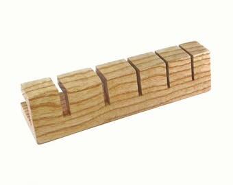 Wooden Cable Organizer, Charger Organizer, Cord Organizer, Cable Holder