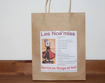 "Kit Noah ' Miss ""Jeanne"". fofuchas making Kit"