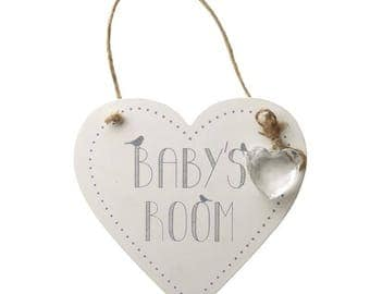 Baby's Room - Sign