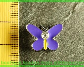 busy N4 Butterfly bead for bracelet 8 mm