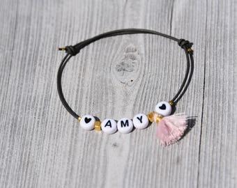 Bracelet name Personalized