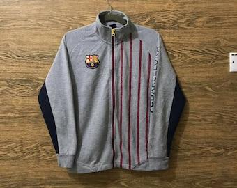 Rare!!! Vintage NFL spellout Embroidered Sweatshirt Pullover Vtg American Football Crewneck Jumper Jacket M size Tx6nCq4