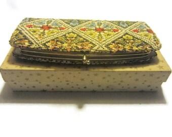 Vintage Baronet Clutch Wallet