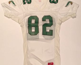 Vintage 1980's Philadelphia Eagles Mike Quick Game Worn Preseason Practice Jersey - Old NFL Memorabilia