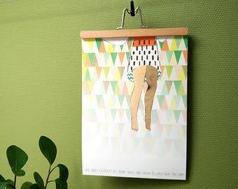 Poster jump!