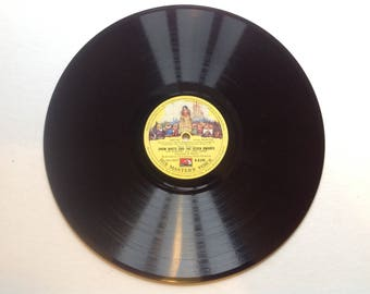 Snow White and the seven dwarfs 78s album