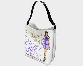 Your Body is a Gift - Tote Bag
